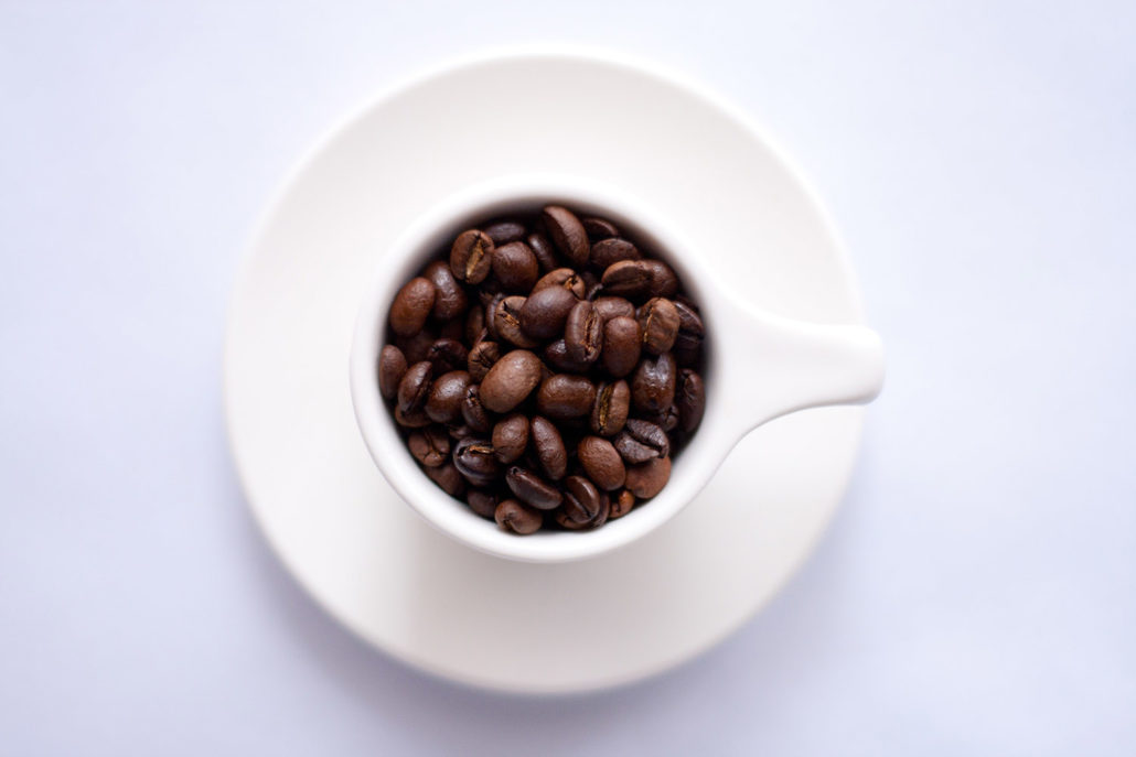 a cup of coffee gene
