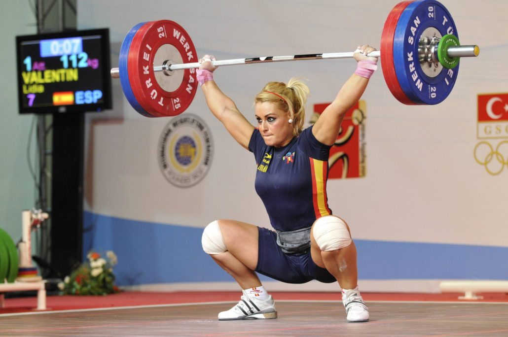 What are the virtues of weightlifting for all types of athlete?