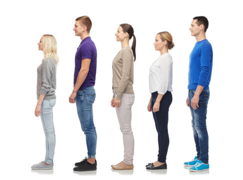 How height happens: Hundreds of genetic 'switches' that affect height