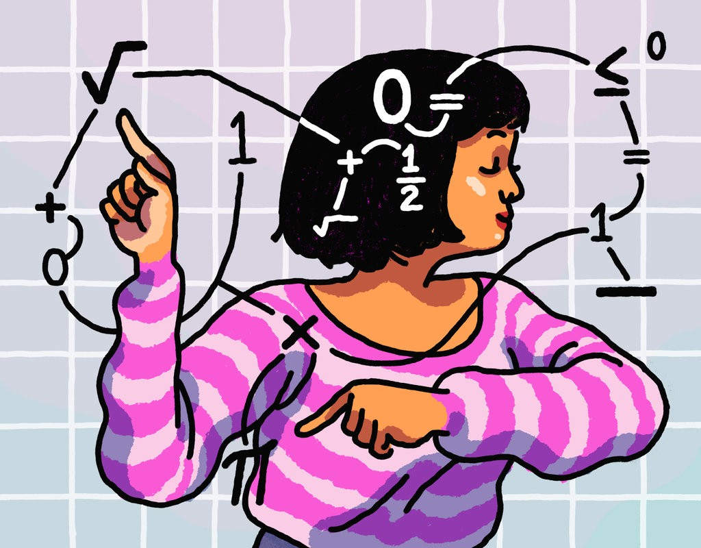 Make Your Daughter Practice Math. She'll Thank You Later.