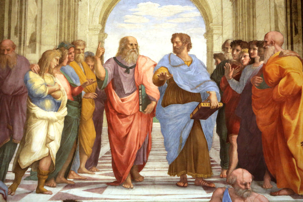 Aristotle's Pursuit of Happiness